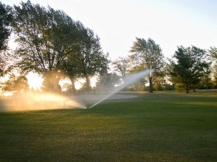 Golf Course Sprinkler System Repair in Highland Heights, OH