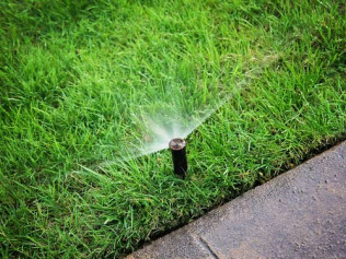 Lawn Sprinkler System in Highland Heights, OH