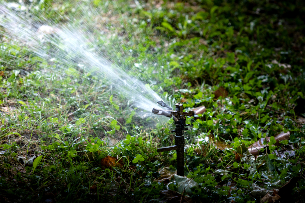 Lawn Sprinkler System Maintenance and Repairin Highland Heights, OH